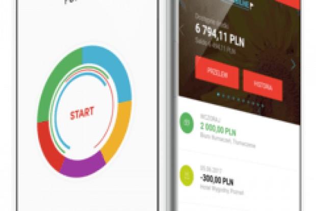 Pierwsza aplikacja mobilna wykorzystująca biometrię