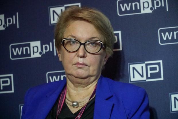 Daria Kulczycka, dyrektorka departamentu energii i zmian klimatu Konfederacji Lewiatan (Fot. PTWP).