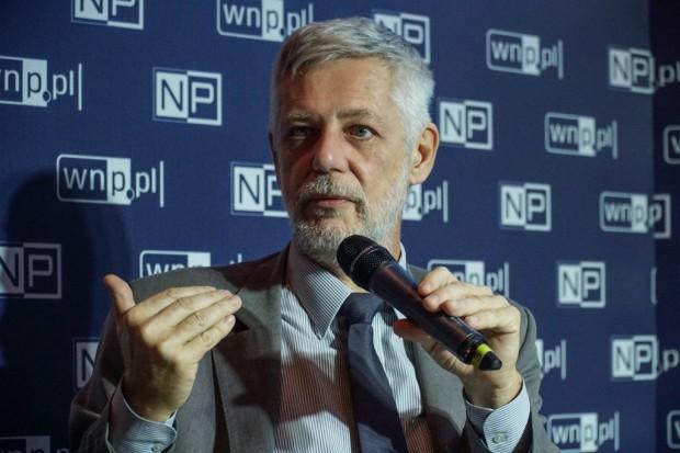 Andrzej Piotrowski, ME: Budowa elektrowni jądrowej wymaga rękojmi bezpieczeństwa