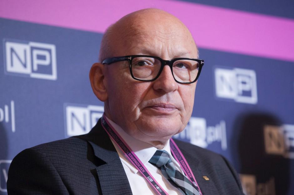 Bogusław Regulski - wiceprezes zarządu Izby Gospodarczej Ciepłownictwo Polskie (fot. PTWP)