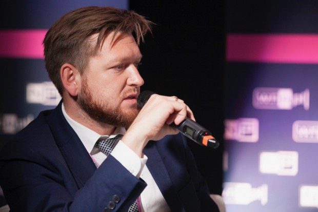 Janusz Gajowiecki, prezes PSEW ( fot. PTWP)