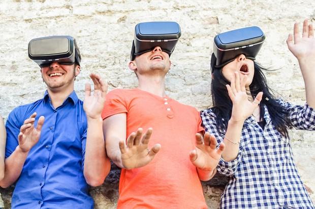 Mark Zuckerberg promuje wirtualną rzeczywistość