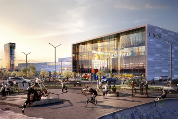 Echo Investment ma kredyt na budowę galerii Libero w Katowicach