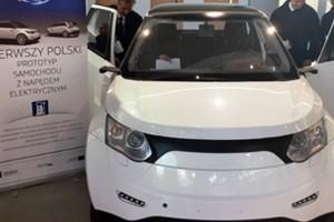 Twórcy e-auta z Mielca chcą, by ich prototyp trafił do ElektroMobility Poland