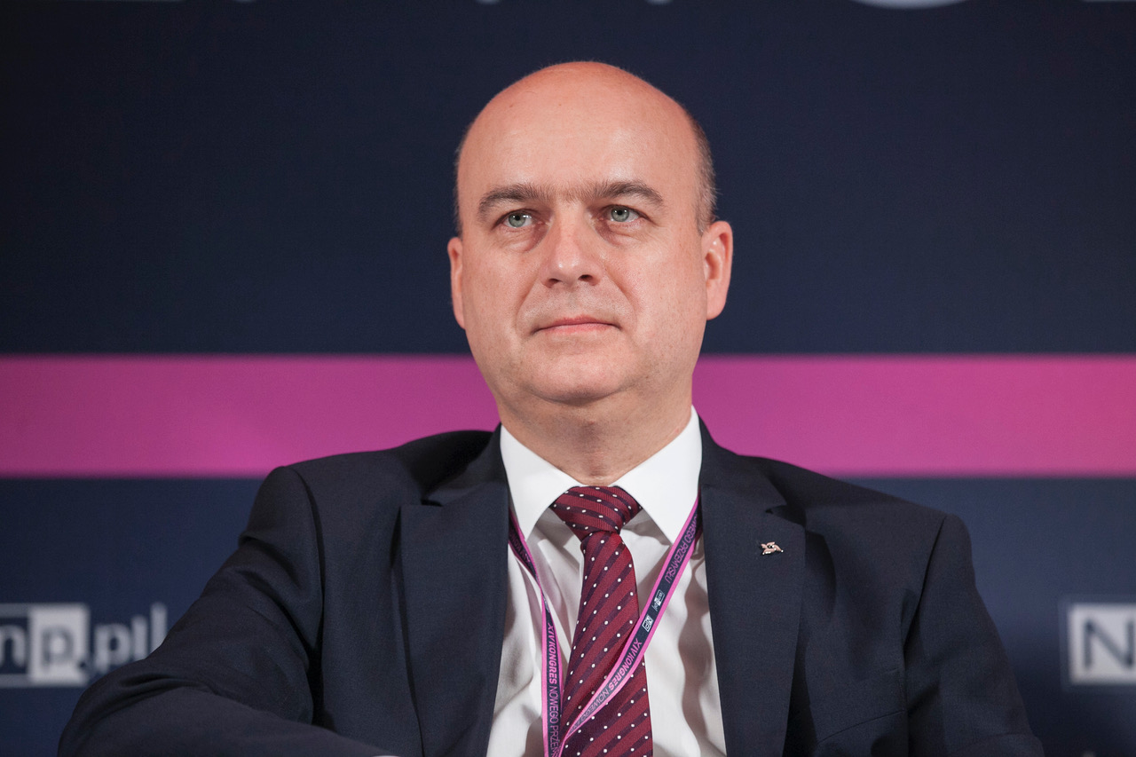 Robert Zasina, prezes Tauron Dystrybucja