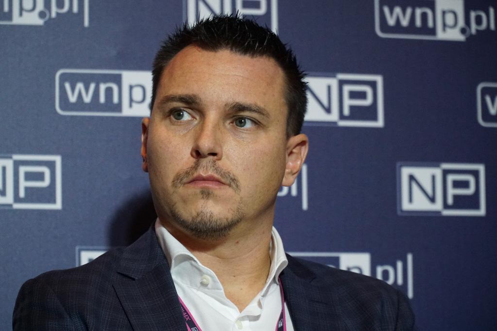 Jarosław Zarychta. Fot. PTWP