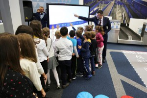 Kraków Airport uruchomił Centrum Edukacji Lotniczej