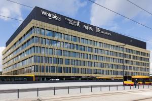 """""""Największy projekt urbanistyczny"""" w regionie ma pierwszy biurowiec"""