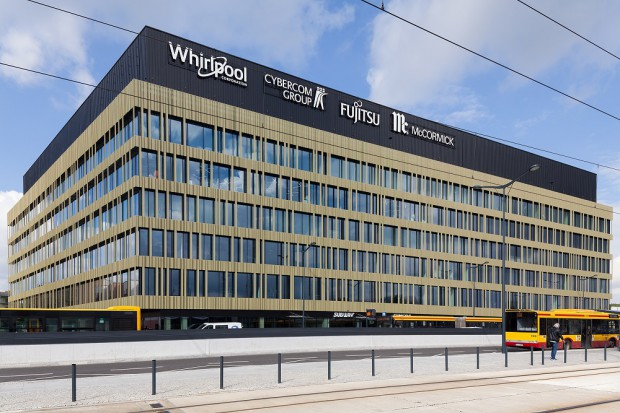 Skanska oddała do użytku biurowiec Nowa Fabryczna w Łodzi