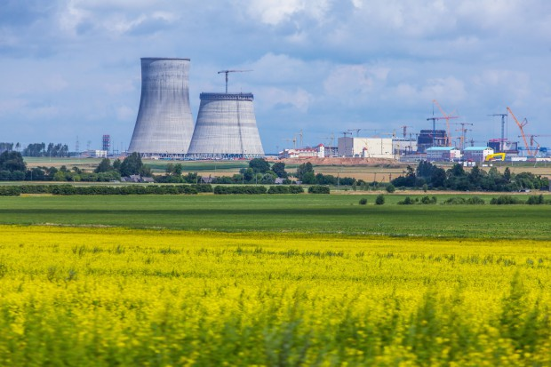 Białoruś podała terminy uruchomienia nowych reaktorów atomowych