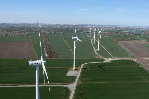 Energa: Kolejne odpisy na farmy wiatrowe