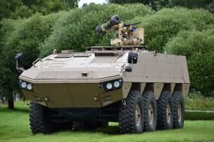 Fiński koncern zbrojeniowy Patria inwestuje w Estonii