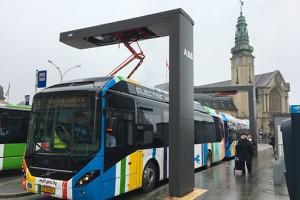 Producenci autobusów elektrycznych chcą jednolitego systemu ładowania