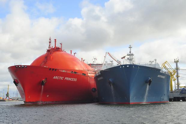 Unia sprowadza coraz więcej amerykańskiego LNG