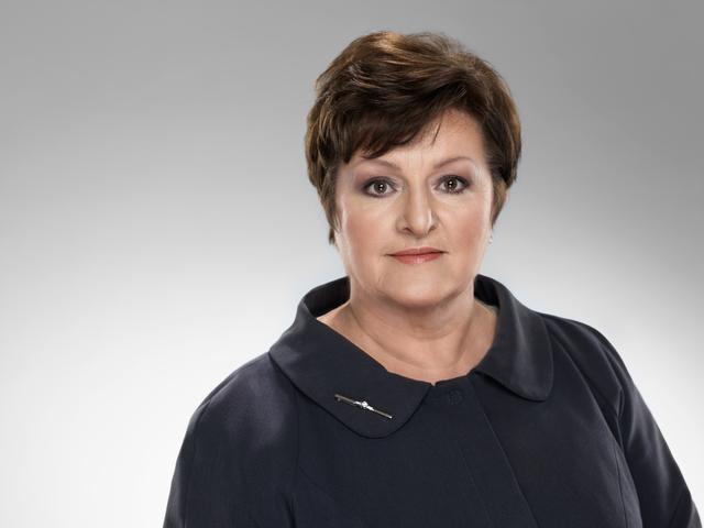 Irena Ożóg, była wiceminister finansów. Fot. Mat. pras.
