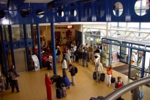Udane dziewięć miesięcy br. lotniska Szczecin-Goleniów
