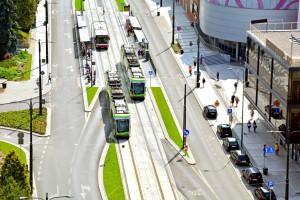 Olsztyn dostanie więcej pieniędzy na tramwaje