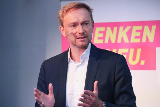 Christian Lindner: niemiecki rząd nie może podejmować decyzji