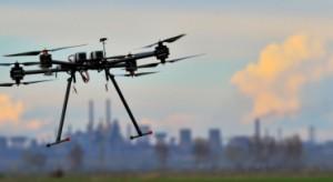 Kolejny test transportu dronem zakończyli sukcesem