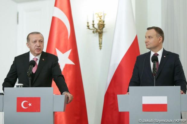 Prezydent Turcji: Polska ma wielki potencjał w dziedzinie energetyki