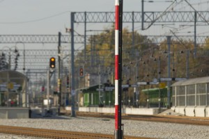 Nowy węzeł drogowo-kolejowy w Łęczycy
