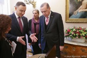 Polska z Turcją chcą podwoić obroty handlowe. Celem 10 mld euro rocznie