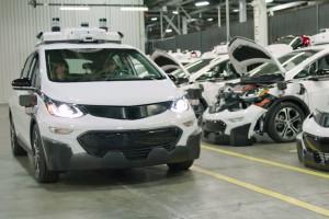 GM przeprowadzi testy pojazdów autonomicznych w Nowym Jorku