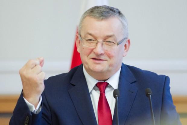 """Andrzej Adamczyk: Koniec z nadużywaniem """"wuzetek"""""""