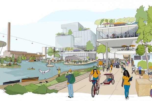 Powstanie najbardziej futurystyczne miasto świata