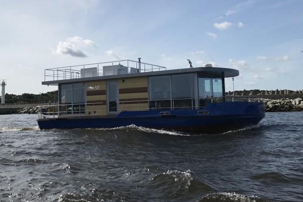 Krzysztof Kulczyński zbuduje pływający, energooszczędny dom