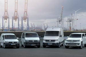 Niemal pięcioprocentowy wzrost sprzedaży użytkowych Volkswagenów