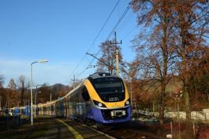 To województwo podwoiło wydatki na transport kolejowy