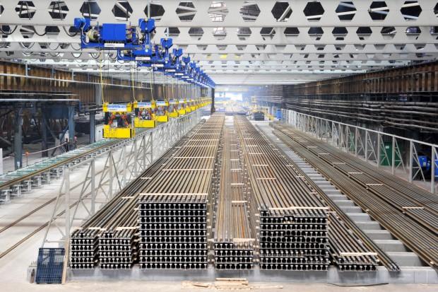 700 mln zł na projekty środowiskowe w ArcelorMittal Poland w Dąbrowie Górniczej