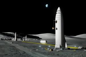 Prywatne loty rakietą zarobią na kolonizację Marsa