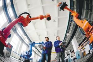 W Chinach otwarto fabrykę, która ma produkować 10 tys. robotów rocznie