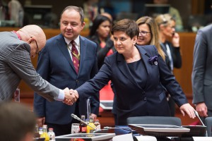 Polska buduje szeroką koalicję ws. Nord Stream 2