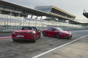 Nowe Porsche 718 GTS – dynamika i design