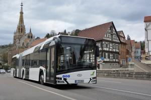 Oświęcim inwestuje w ekologiczny transport