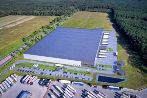 Pierwsza inwestycja Goodmana dla Grupy BMW w Polsce