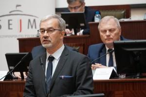 Wiceminister Jerzy Kwieciński. Fot. PTWP (Andrzej Wawok)