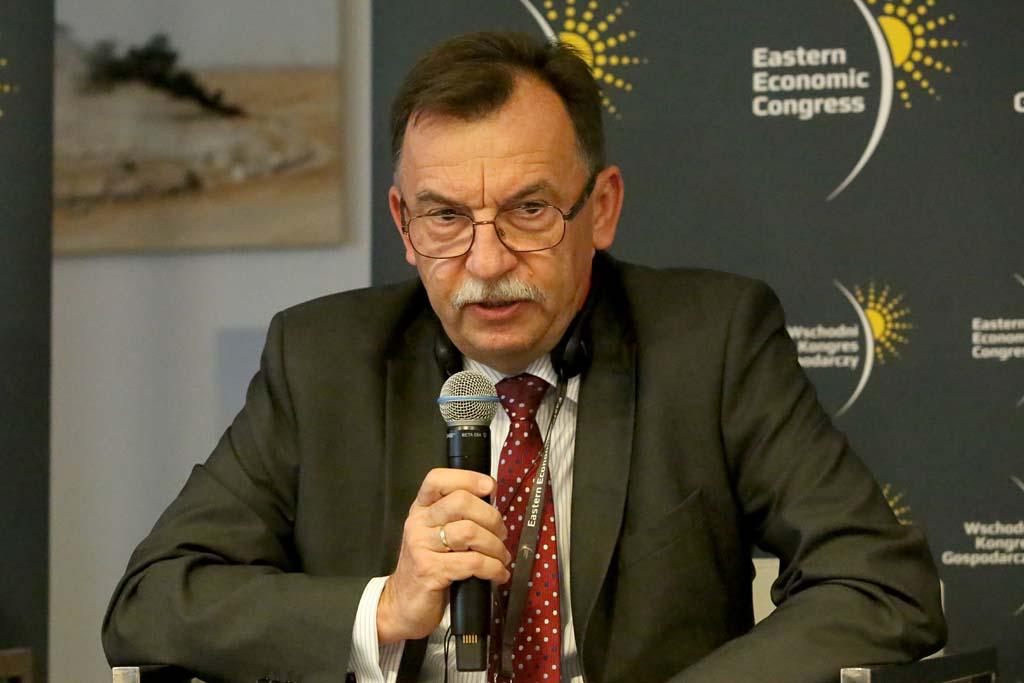 Tadeusz Sobotnik, dyrektor biura przygotowywania inwestycji w PLK (fot. Grupa PTWP)
