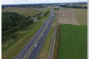 S3 między Sulechowem a Zieloną Górą otwarta