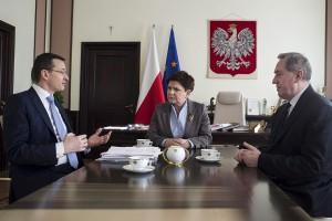 """Na tę decyzję czekały rynki. """"Polska gospodarka ma solidne fundamenty"""""""