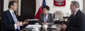 """Na tą decyzję czekały rynki. """"Polska gospodarka ma solidne fundamenty"""""""