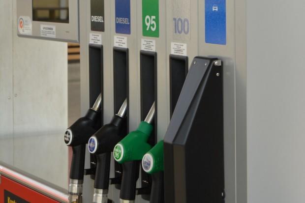 Lekki optymizm widoczny na dystrybutorach paliw