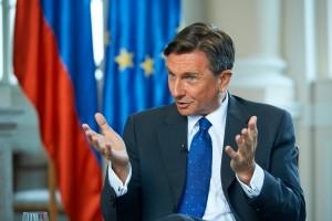 Dotychczasowy prezydent Słowenii triumfuje w wyborach