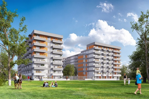 Murapol buduje nowe osiedle w Warszawie
