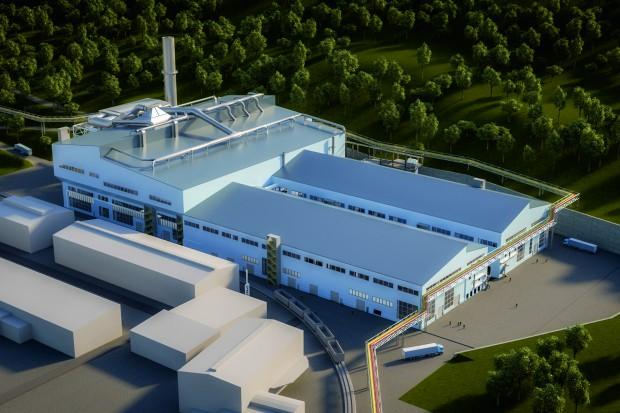 Zobacz, jak powstanie supernowoczesna fabryka stali dla lotnictwa