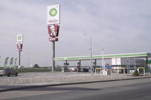 BP rozbudowuje sieć stacji przy autostradach