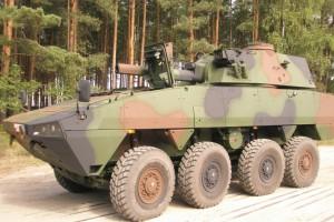 HSW dostarczyła wojsku drugi moduł moździerza RAK